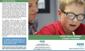 Adelaide Flyer Design : REM+ Tuition