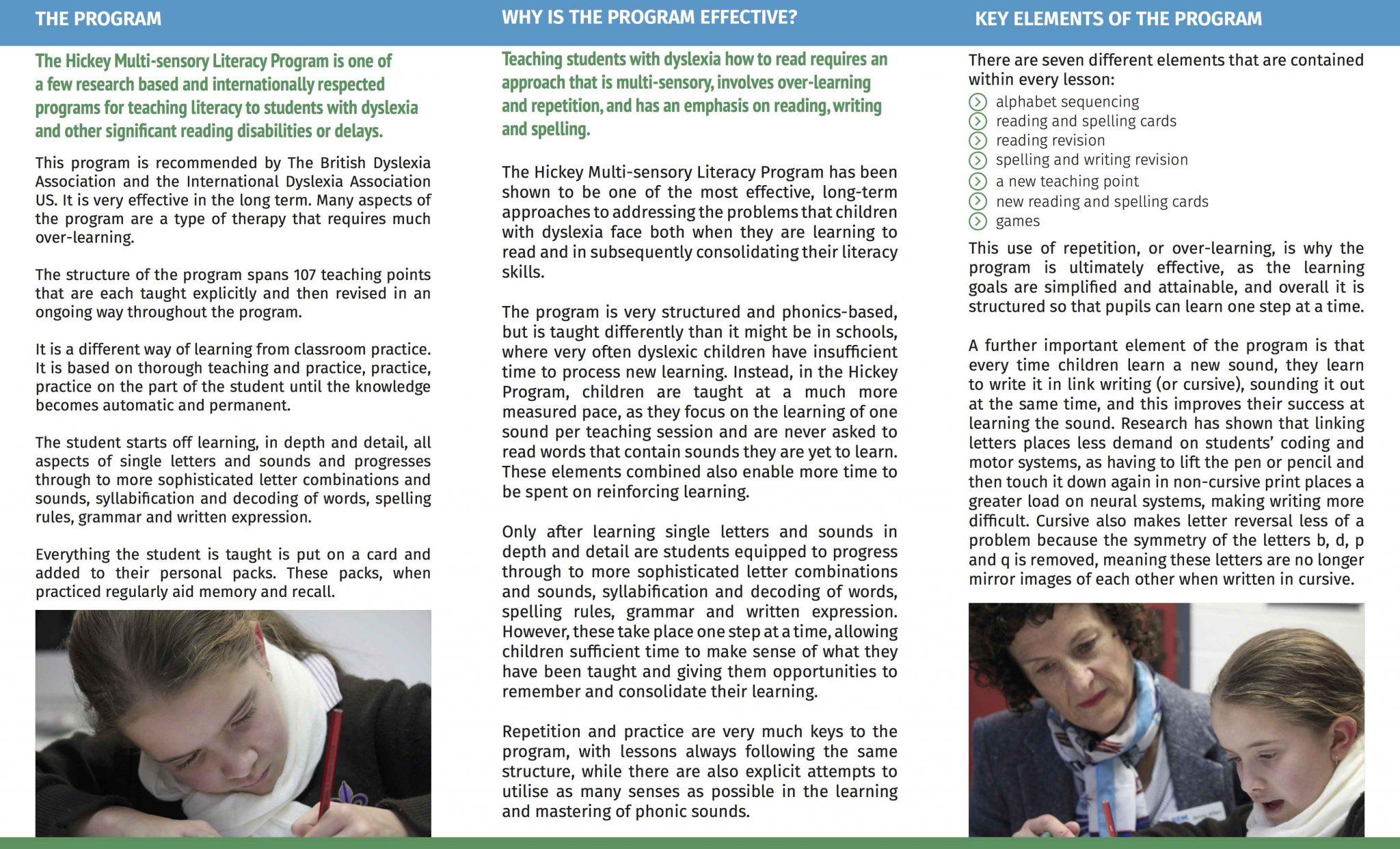Adelaide Leaflet Design : REM+ Tuition