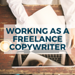 Working as a Freelance Copywriter