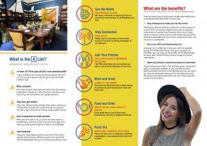 Design Brochures Adelaide : Public Schools Club