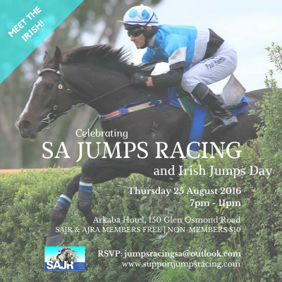 Social media posts for South Australian Jumps Racing
