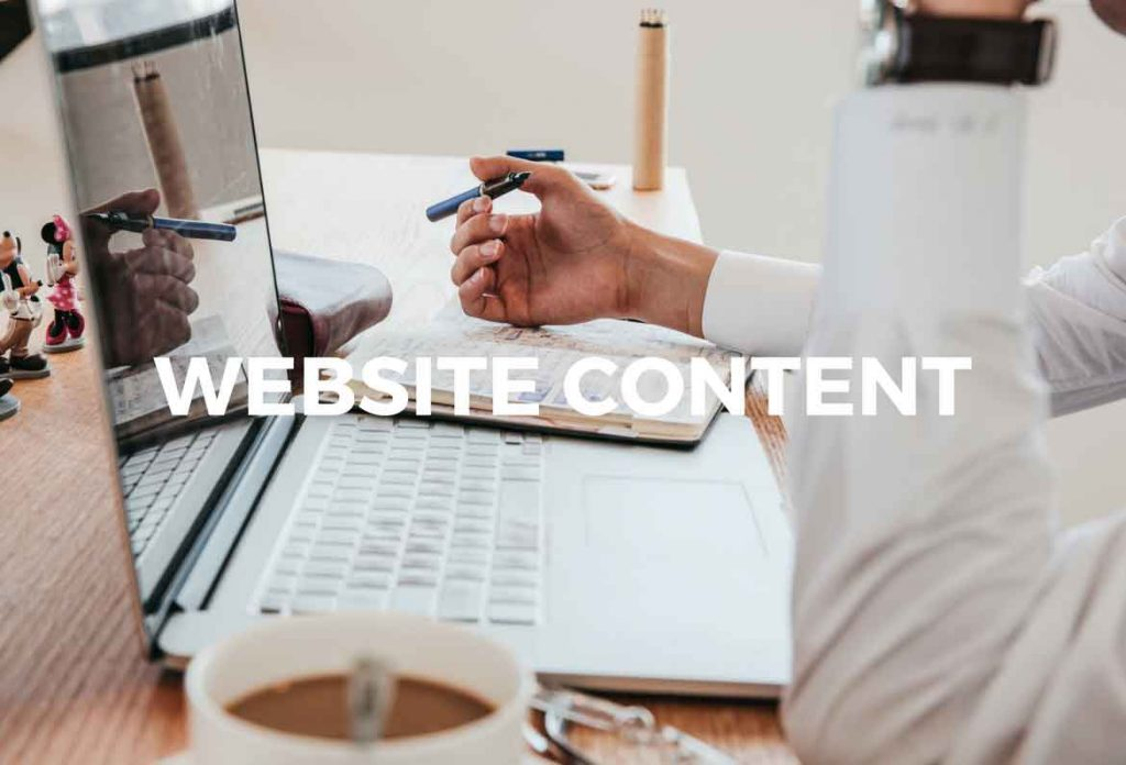 Adelaide Website Content Writer