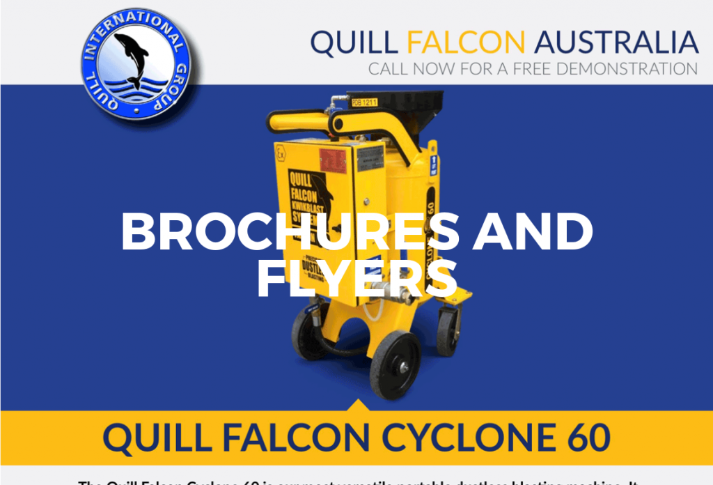 Adelaide Flyers and Brochures Design